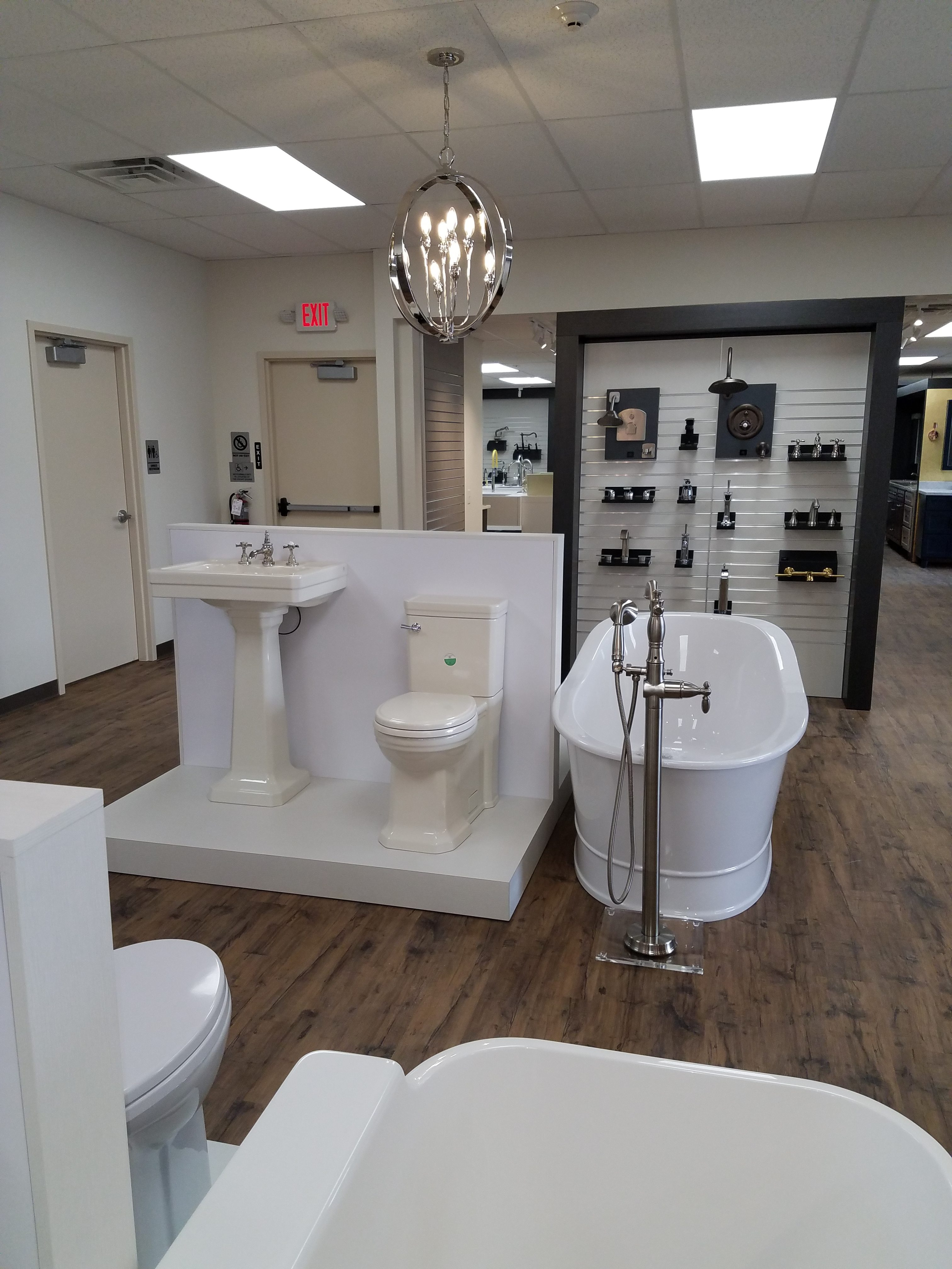 Gsi doylestown showroom now open and better than ever - Bathroom showrooms bucks county pa ...